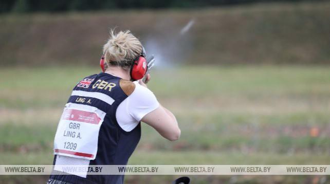 Квалификационные соревнования по стендовой стрельбе прошли на II Европейских играх