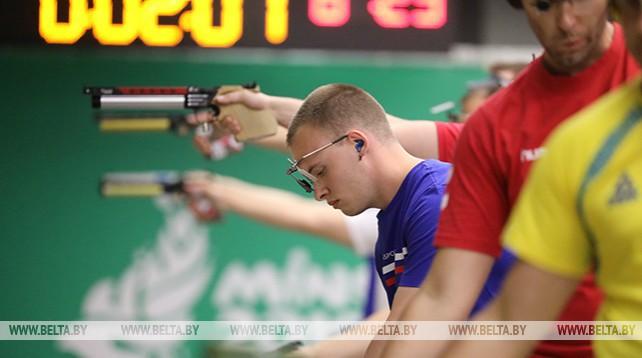 Российский стрелок Артем Черноусов стал чемпионом Европейских игр