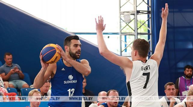 Баскетбольный турнир продолжается на II Европейских играх