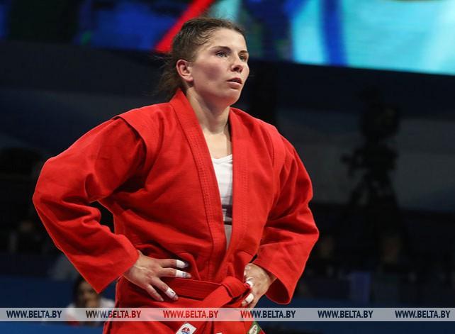 Белорусские самбисты завоевали четыре бронзовые награды на турнире II Европейских игр