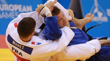 Пять комплектов наград разыграют дзюдоисты в третий день соревнований