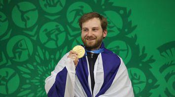 Израильский спортсмен Сергей Рихтер победил в стрельбе из пневматической винтовки