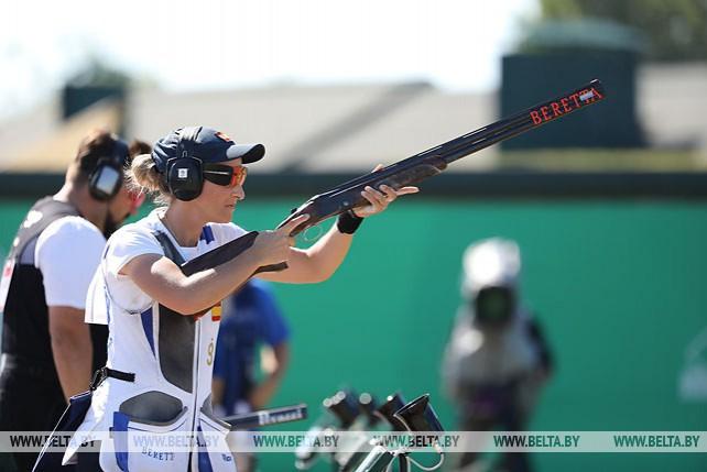 Команда Испании завоевала золотую медаль в стендовой стрельбе