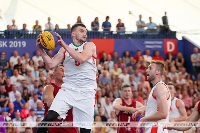 Белорусы не прошли в финал баскетбольного турнира II Европейских игр