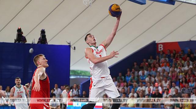 Белорусские баскетболисты взяли вторую бронзу на II Европейских играх