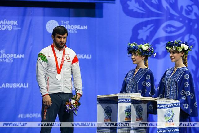 Мураду Гайдаров вручена серебряная медаль Олимпиады-2008