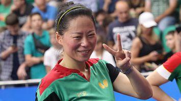 Представительница Португалии Юй Фу стала чемпионкой II Европейских игр по настольному теннису