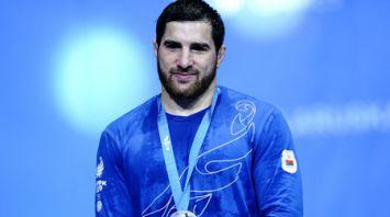 Белорусский борец Али Шабанов завоевал серебряную медаль II Европейских игр