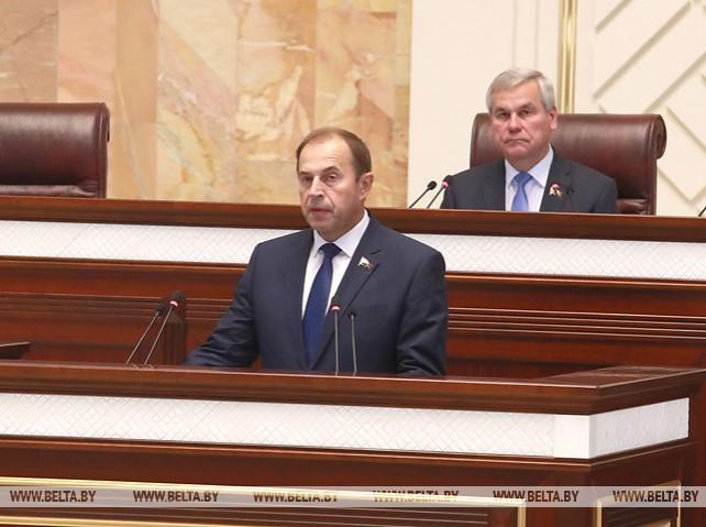 Депутаты приняли законопроект об амнистии в связи с 75-летием освобождения Беларуси