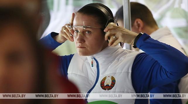 Белорусская смешанная команда не вышла в полуфинал в стрельбе из малокалиберного пистолета
