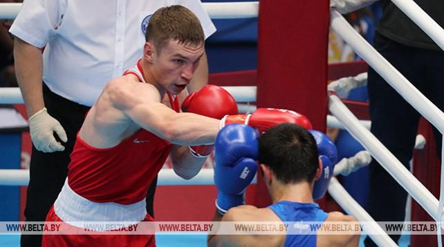 Белорусский боксер Дмитрий Асанов вышел в финал турнира II Европейских игр