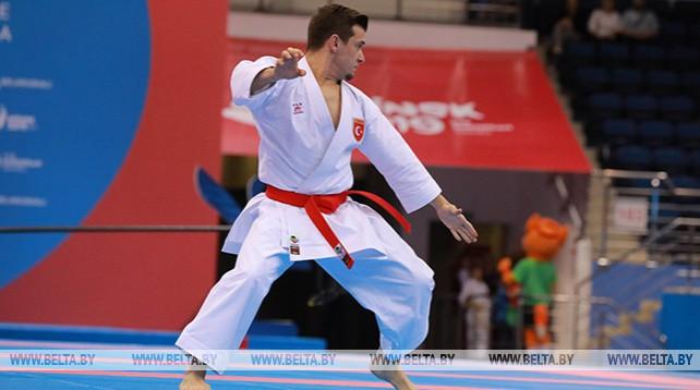 На II Европейских играх стартовали соревнования по каратэ