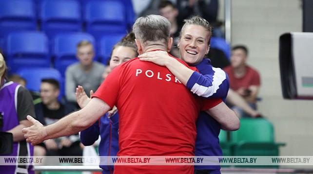 Представительницы Польши завоевали бронзу в турнире по настольному теннису