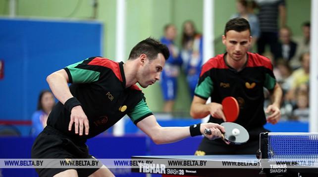 Сборная Португалии завоевала бронзу в командном первенстве по настольному теннису II Европейских игр
