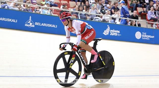 Голландская велогонщица Кирстен Вилд завоевала второе золото Европейских игр, Татьяна Шаракова - пятая