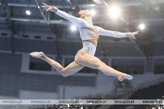 Турнир по спортивной гимнастике завершился на II Европейских играх