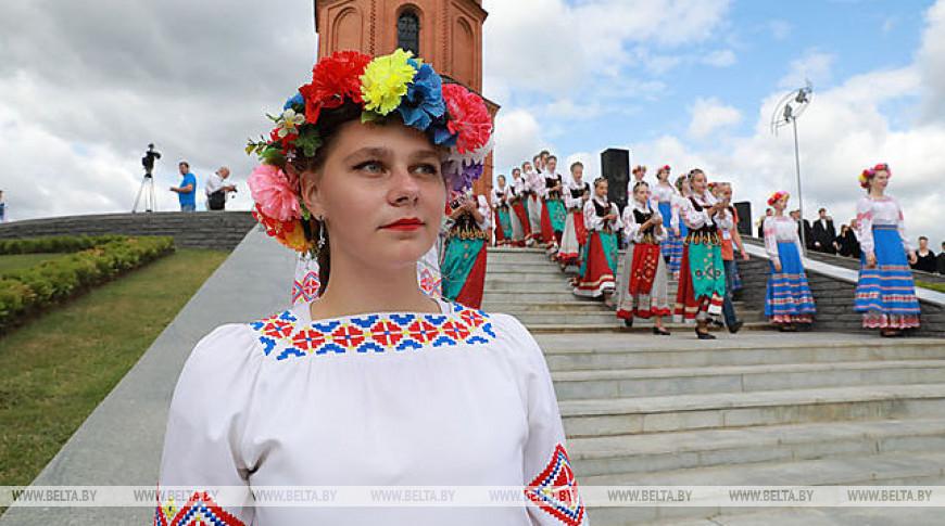 Митинг, посвященный Дню Независимости, прошел на Буйничском поле