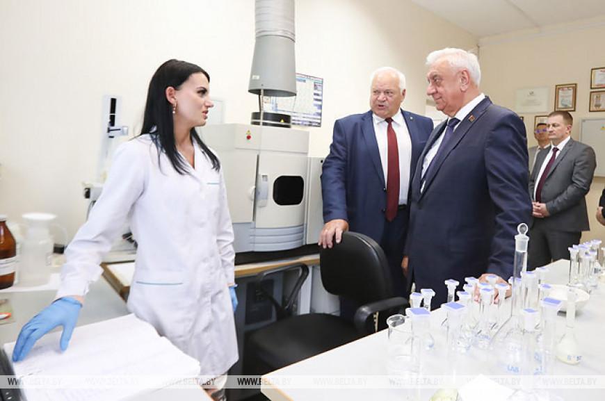 Лаборатория функционального питания открылась в НАН Беларуси