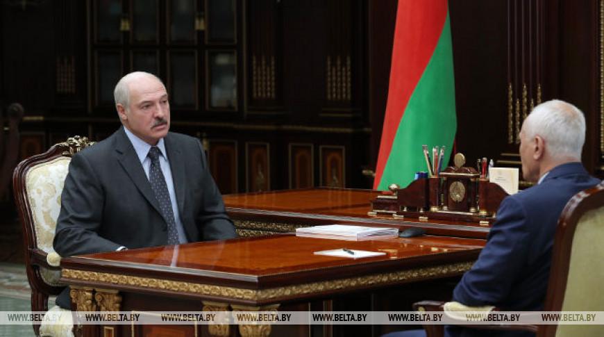 Лукашенко подчеркивает важность решения текущих вопросов в сотрудничестве с Россией