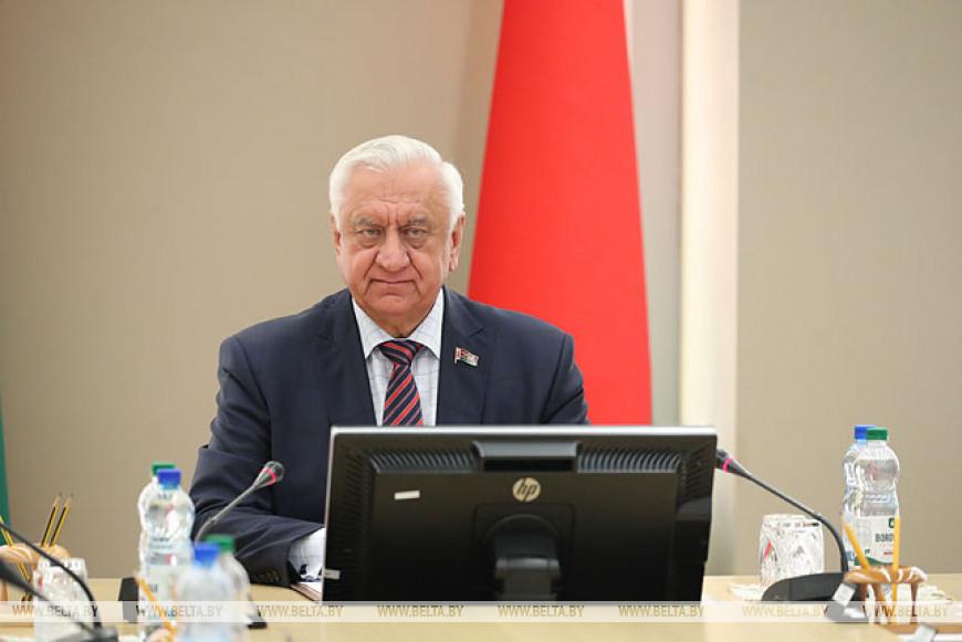 Углубление интеграции Беларуси и России будет активно обсуждаться на VI Форуме регионов - Мясникович