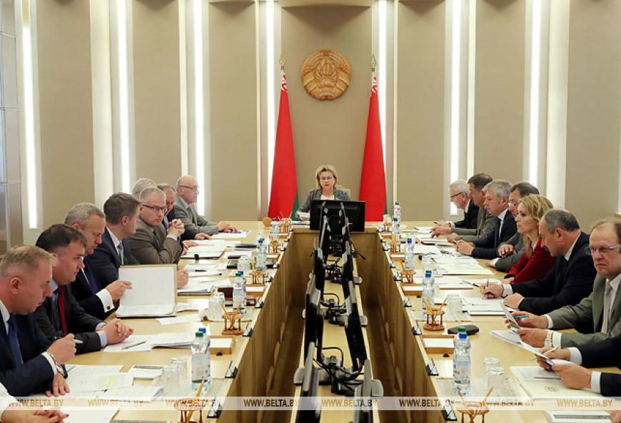 Заседание оргкомитета по подготовке Форума регионов Беларуси и Узбекистана прошло в Минске
