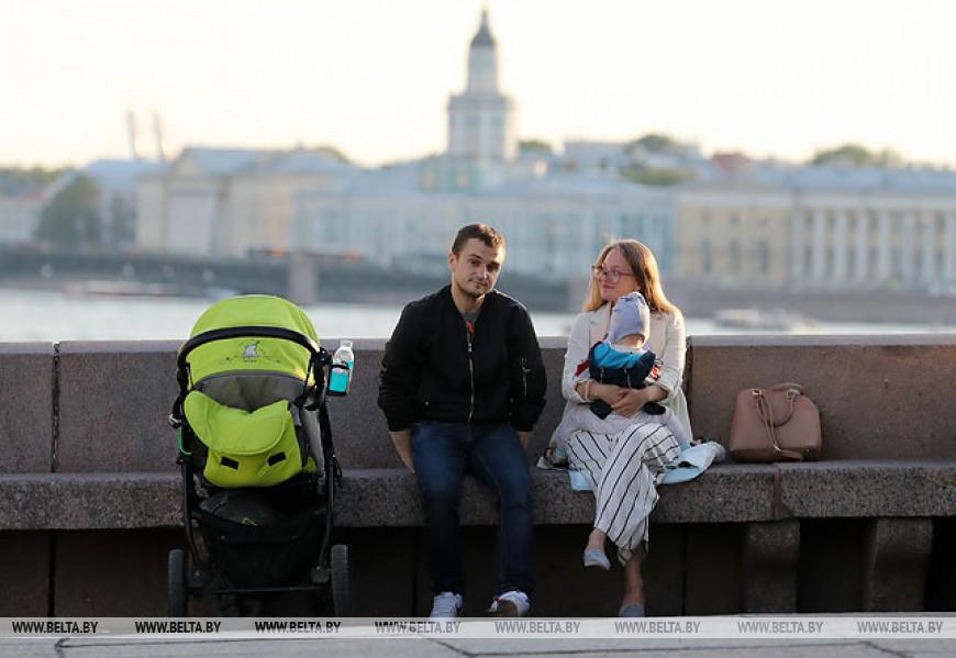 Санкт-Петербург. Город на Неве
