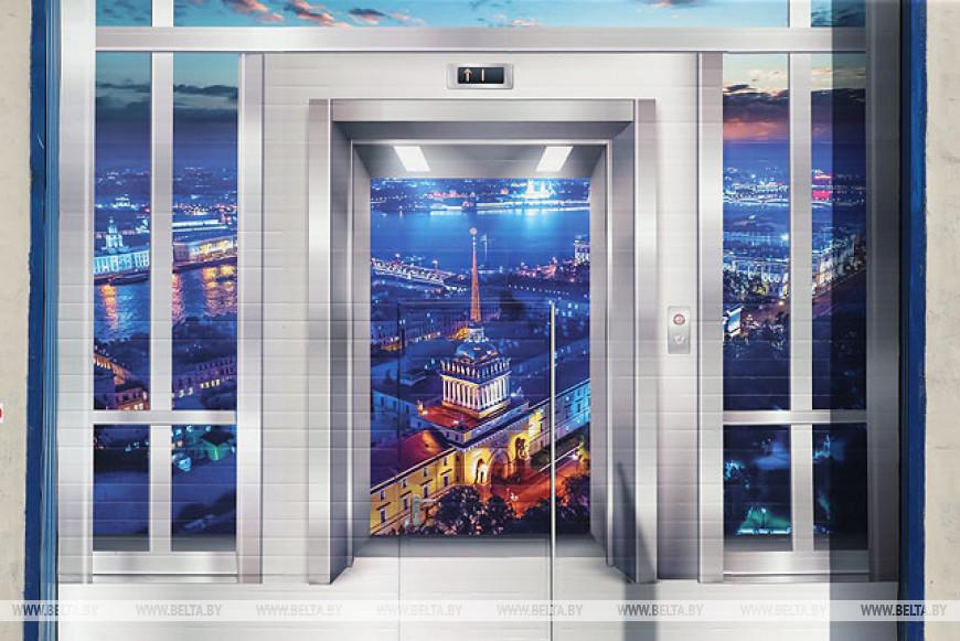 Под Санкт-Петербургом открыли сборочное производство могилевских лифтов