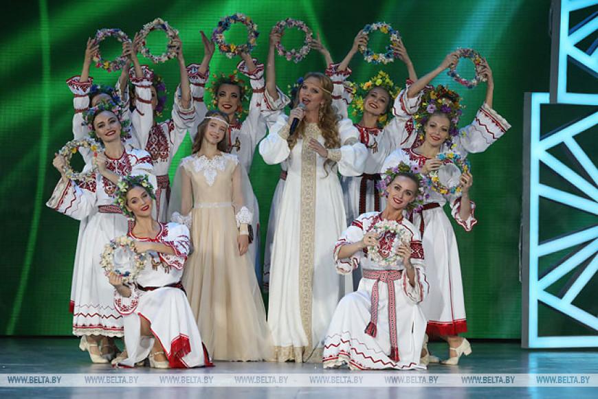 """Концерт открытия """"Славянского базара в Витебске"""""""