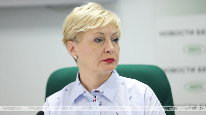 Пресс-конференция о развитии торговли в Беларуси прошла в БЕЛТА