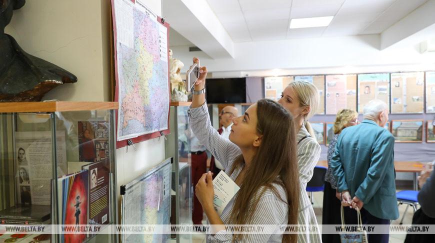 День открытых дверей прошел в Музее истории и культуры евреев Беларуси