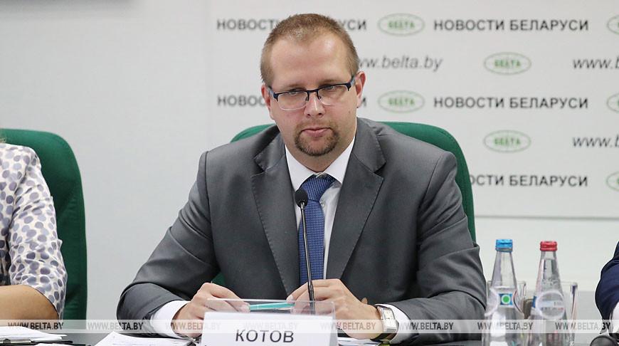 Пресс-конференция о значении II Европейских игр для развития туризма в Беларуси прошла в БЕЛТА