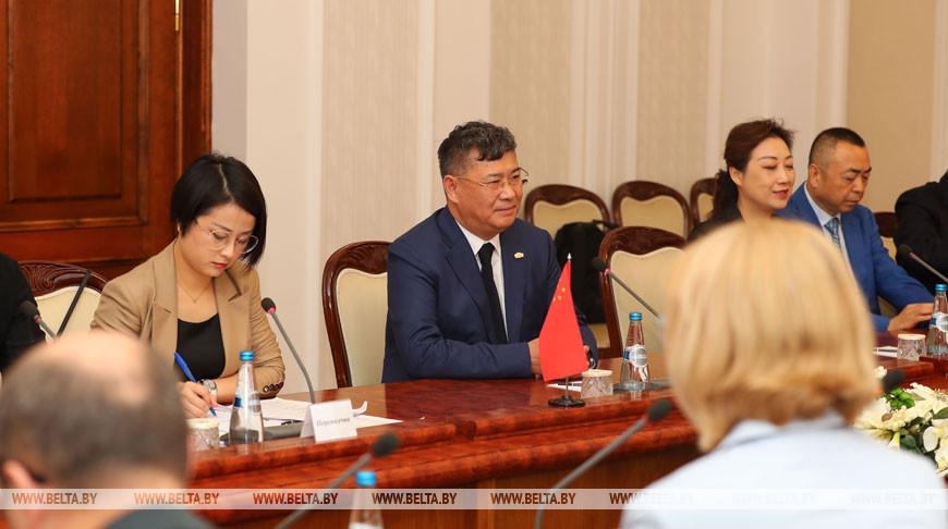 Белорусскую пищевую продукцию на $600 млн планируется поставить в Китай в ближайшие четыре года