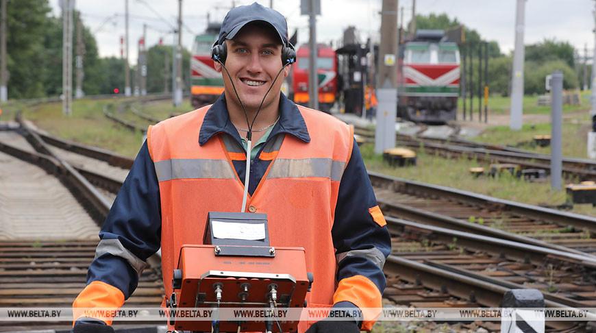 Железнодорожники Беларуси готовятся отметить профессиональный праздник
