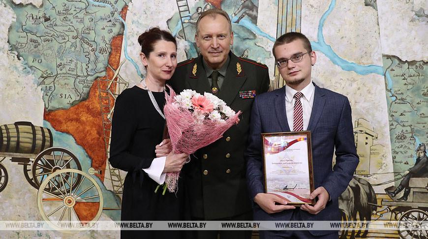 Победителей конкурса МЧС для журналистов наградили в Минске