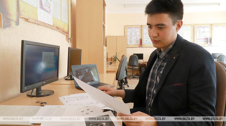 Донат Черняков примет участие в чемпионате WorldSkills