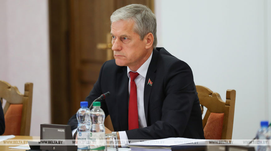 Заседание Совета Палаты представителей прошло в парламенте