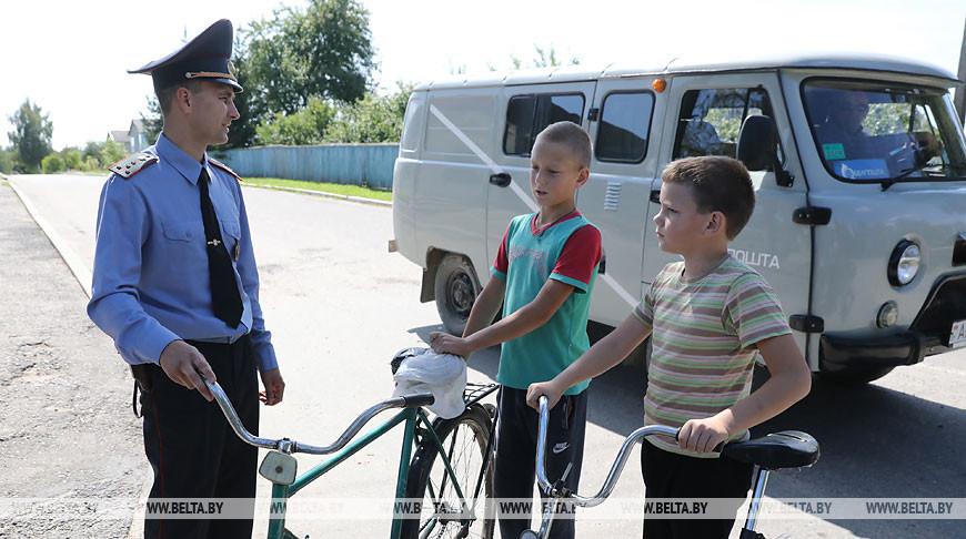 Универсальные милиционеры начали служить в Шарковщинском районе