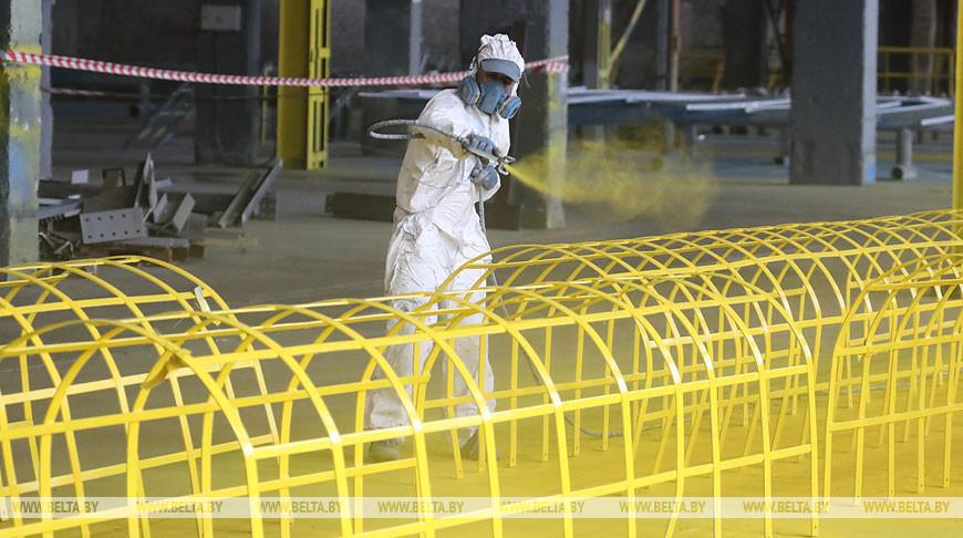 20-тысячную тонну продукции отгрузил Новополоцкий завод технологических металлоконструкций