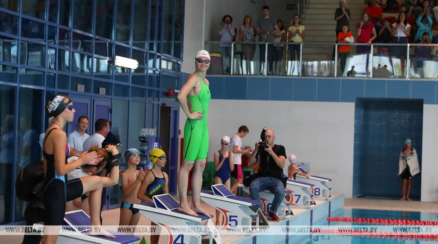 Александра Герасименя приняла участие в благотворительной акции и попрощалась с большим спортом
