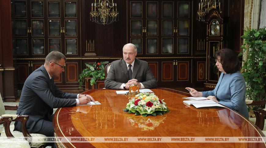 Лукашенко назначил Андрея Кунцевича заместителем главы Администрации Президента