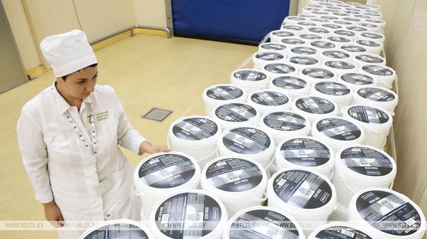 Более 75% продукции Туровского молочного комбината поставляется на экспорт