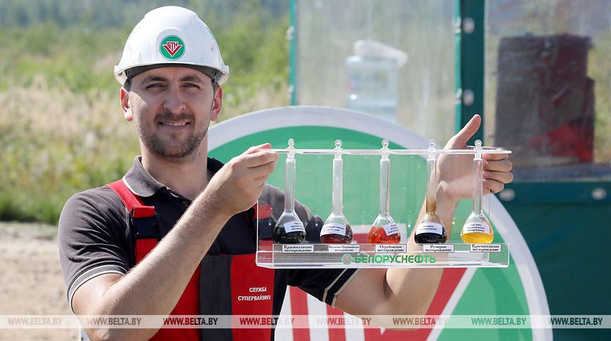 """""""Белоруснефть"""" планирует увеличить добычу нефти на 20 тыс. т"""