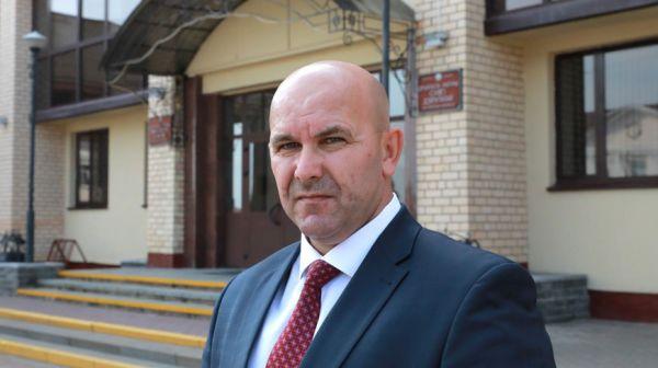 Новый председатель Дрибинского райисполкома представлен активу и депутатам района