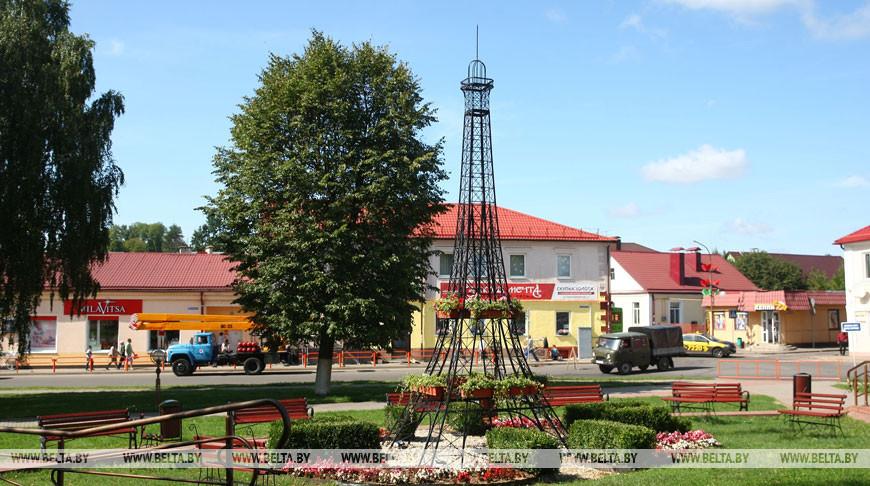 Слоним благоустраивают ко Дню белорусской письменности