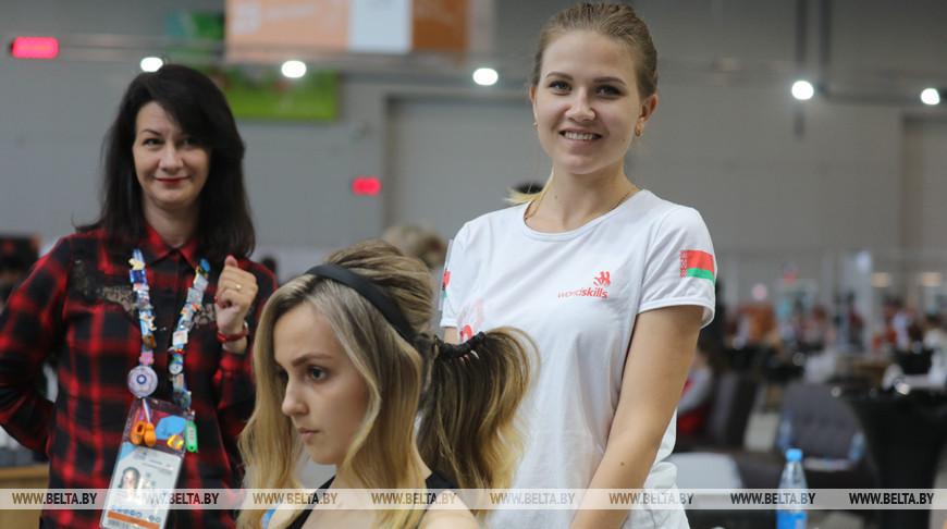 Соревнования WorldSkills продолжаются в Казани