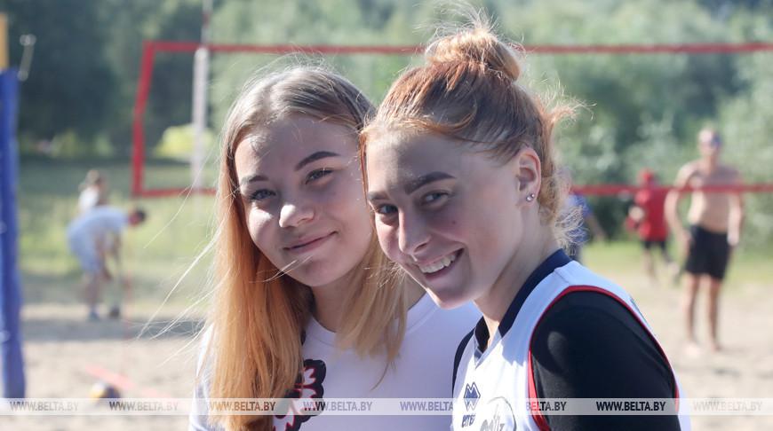 Областной турслет работающей молодежи прошел в Мозырском районе