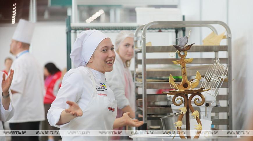 Представители Беларуси завершили работу на конкурсных площадках WorldSkills International