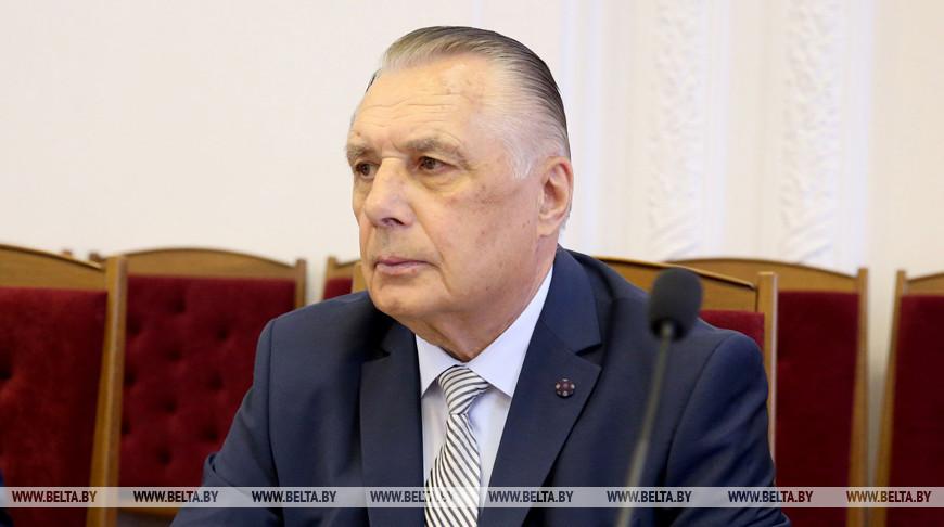 Заседание республиканского координационного совещания по борьбе с преступностью и коррупцией прошло в Минске