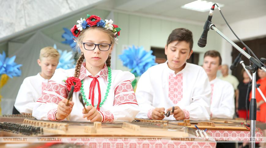 Областная педагогическая конференция проходит в Брестском районе