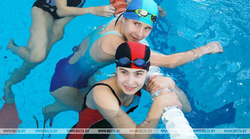 Две группы пловцов по инваспорту начнут тренировки в Бобруйской СДЮШОР